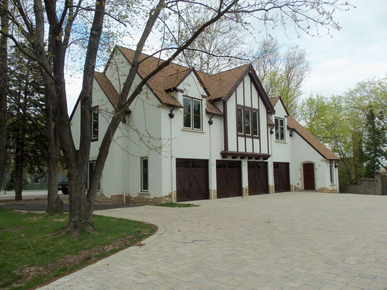 Bloomfield Township New Garage