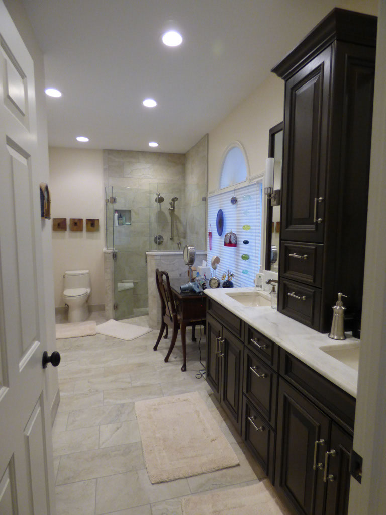 Beverly Hills Master Bath Remodel