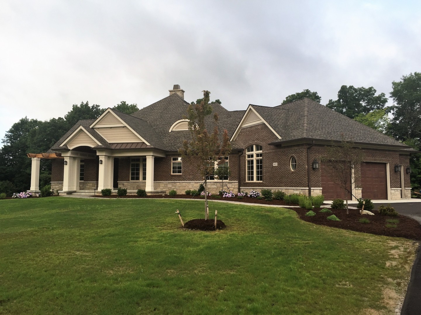 Salem Township Custom Home