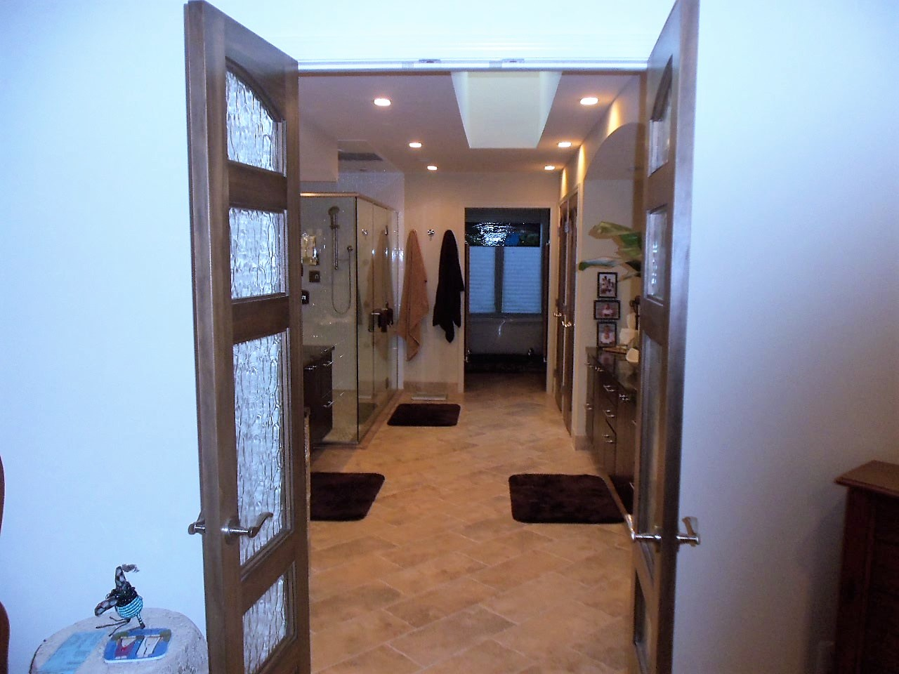 Bloomfield Township Master Bath & Walk-In Closet