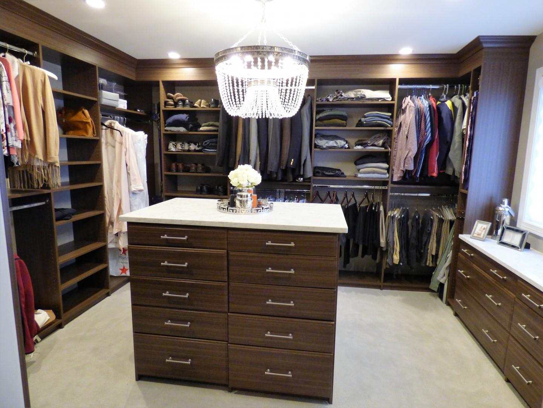 Walk-In Closet Remodel
